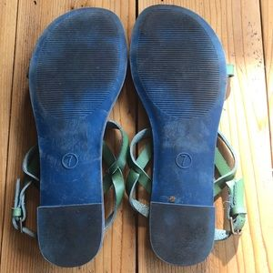 Mossimo Supply Co. Shoes - Mossimo Flat Sandals